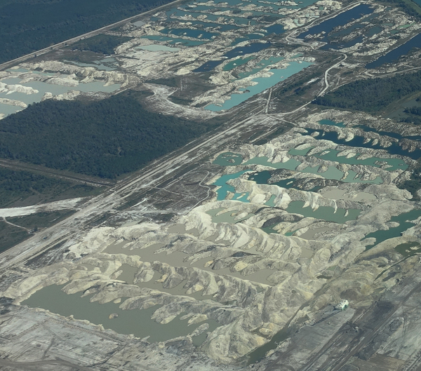 PCS Phosphate Mine, 2016-10-22, WWALS Southwings flight