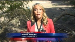 300x169 Sinkhole opened suddenly --Winnie Wright, in GWC Dirty Dozen Sabal Trail on WCTV, by John S. Quarterman, for WWALS.net, 26 November 2014