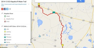 300x153 ARWT North Legend, in Alapaha River Water Trail draft map, by John S. Quarterman, for WWALS.net, 2 December 2014