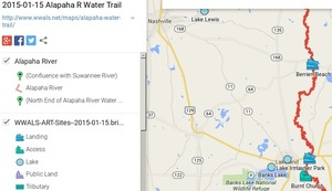 300x173 ARWT Central Legend, in 2015-01-15 Alapaha River Water Trail Map, by John S. Quarterman, for WWALS.net, 15 January 2015