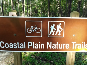 300x225 Coastal Plain Nature Trails, in BIG Little River Paddle Race, by John S. Quarterman, for WWALS.net, 16 May 2015