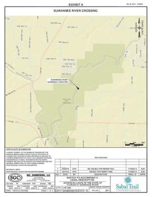 300x388 Location map, in Suwannee River crossing, by Sabal Trail Transmission, for WWALS.net, 10 July 2015