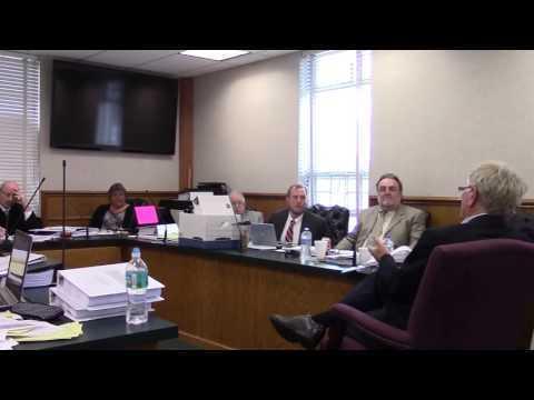 Dennis Price cross-examination