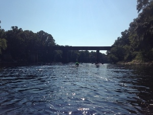 Downstream Suwannee