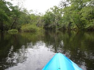 Onwards downstream!