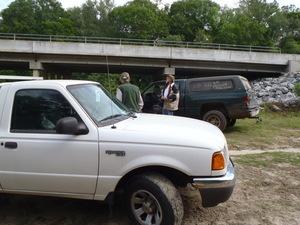 Parking at GA 122