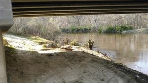 More downstream