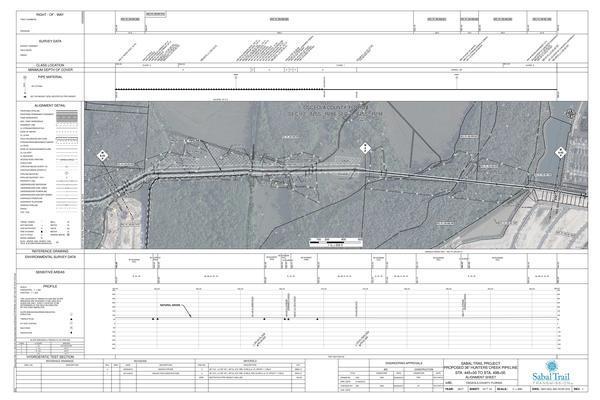 Shingle Creek HDD, Hunters Creek Pipeline, Osceola Co., FL