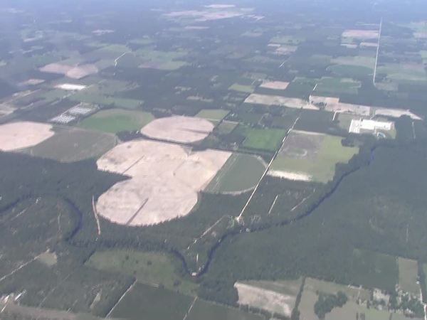 Bill Gates E of Lee, Nestle, Madison Blue Spring, Withlacoochee River