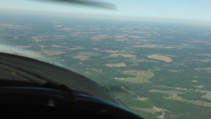NW from Moultrie into the horizon, 31.1222710, -83.8073520