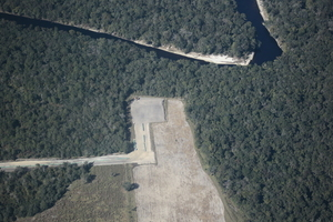 W across Suwannee River HDD, 30.4068450, -83.1500030