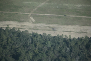 Likely preparation at Hamilton Co. HDD, Suwannee River, 30.4101550, -83.1666040