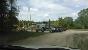 Equipment trucks, 30.7873010, -83.4457610