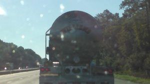 Williams tanker truck carrying what? 30.4790878, -82.9835739