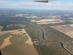 Santa Fe River, Sabal Trail HDD, Suwannee River, 29.9089380, -82.8352560
