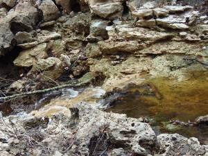 Dead River Sink, 30.5818300, -83.0517790