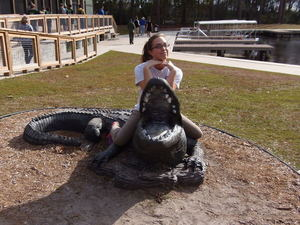 Rachael little gator