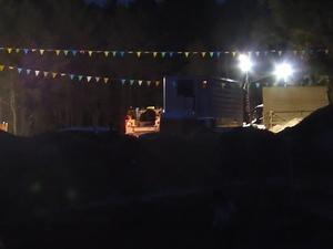 Drill truck