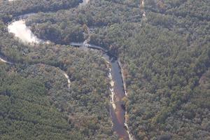 S to Suwannee Canoe Outpost, 30.4089070, -82.9508250