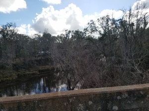 Withlacoochee River downstream, CR 141, 30.4100610, -83.1803720