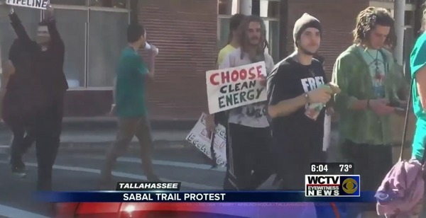 #No Sabal Trail in Tallahassee
