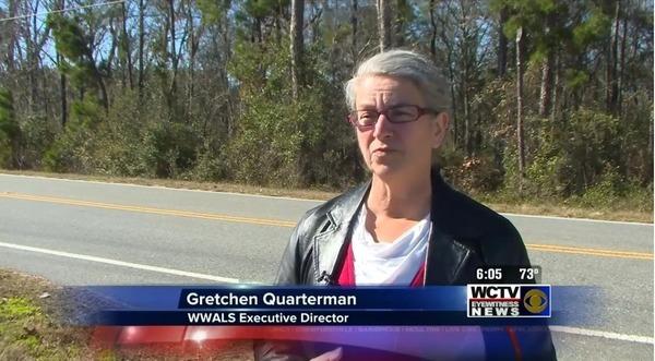 Gretchen Quarterman, WWALS Executive Director