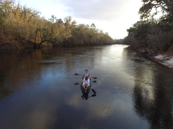 Suwannee Riverkeeper vessel, Suwannee River