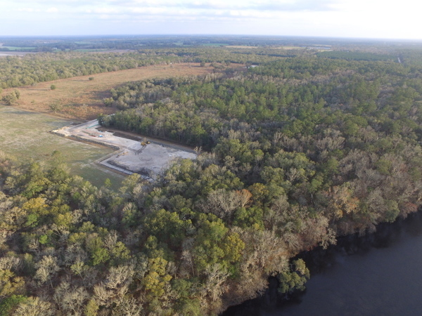 Suwannee River and Suwannee County HDD