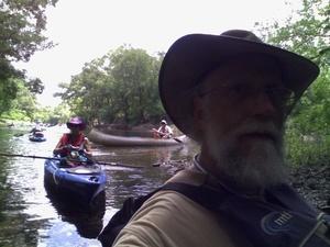 Arnold Springs selfie 30.6410122, -83.3368530
