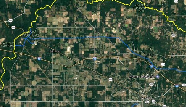 pipeline-suwannee-river