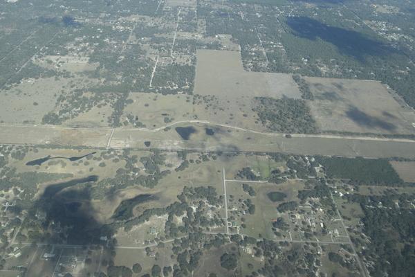 Sinkhole detour, 9401 W Anna Marie Ct, Crystal River, FL 34428, 1657-CCL-DG-70197-017,