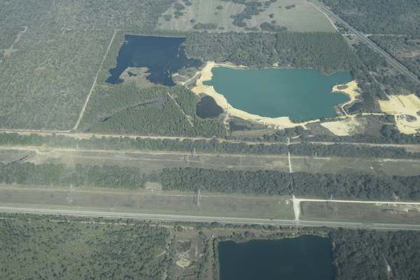 Crystal River Quarries, W. Power Line St., Crystal River, FL,