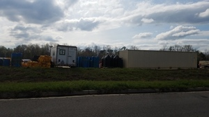 Troy shipping containers, 30.7620317, -83.5525043