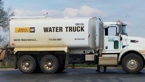 5000 GAL. WATER TRUCK, Houston, Texas, US DOT 488929, TROY, 30.7619444, -83.5502778