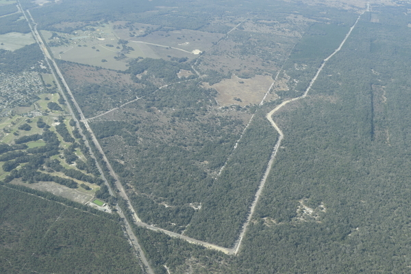 FL 200 SW Ross Prairie Campground, Marion County, FL,