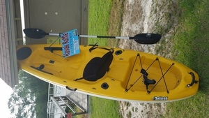 Kayak Raffle 31.1669129, -83.5466716