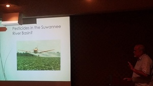 Pesticides in the Suwannee River Basin? Tom Potter, WWALS Science Committee Chair