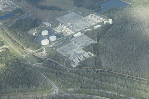 Begin Hunters Creek Pipeline at Reunion Compressor Station past Central FL Pipeline Corp., 28.2628850, -81.5539910