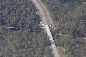 WSW to US 129 Suwannee River bridge, 30.3991450, -82.9355480