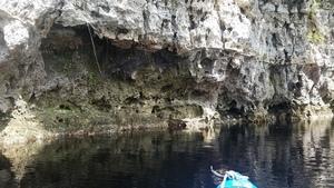 Undercut cliff, 30.3657700, -82.8853200