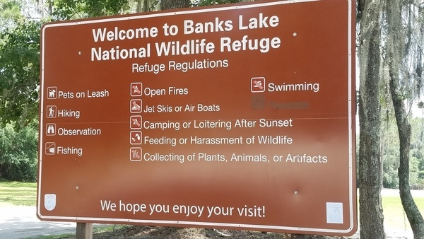 Welcome to Banks Lake National Wildlife Refuge