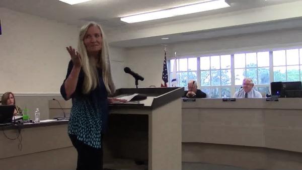A nurses view of medical marijuana --Connie Bryant