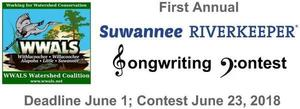 First Annual Suwannee Riverkeeper Songwriting Contest
