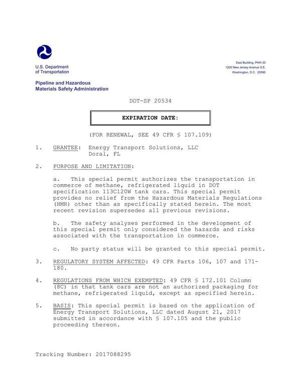 [Special Permit- Draft-0001]