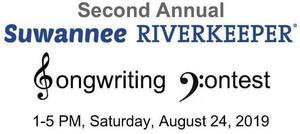 Suwannee Riverkeeper Songwriting Contest