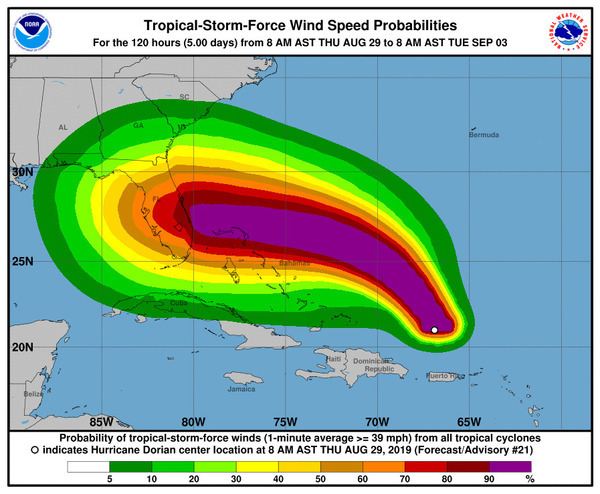 [Wind Speed Probabilities]
