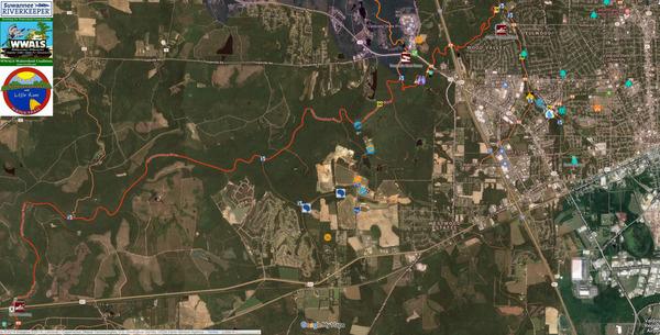 [Aerial map]