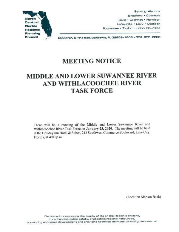 [Meeting Notice]