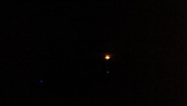 [Moon cracks horizon (MG)]