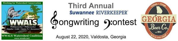 [Third Annual Suwannee Riverkeeper Songwriting Contest]